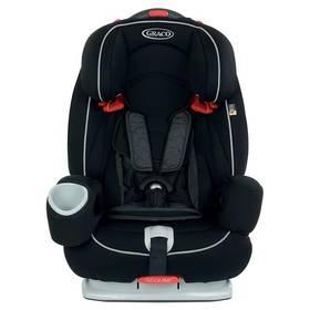 Autosedačka GRACO NAUTILUS ELITE 2014 G8J39 9-36 kg - Sport Luxe čierna