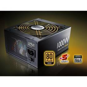 Zdroj Cooler Master Gold Active 80Plus Gold 1000W PFC RSA00-80GAD3-EU