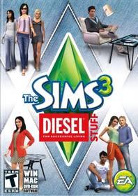 Hra EA PC THE SIMS 3: Diesel (EAPC051143)