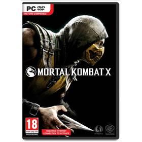 Hra Ostatní PC Mortal Kombat X (5908305210115)