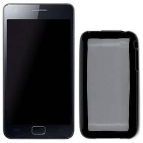 Pouzdro na mobil Celly Gelskin pro Samsung Galaxy S II (GELSKIN160B) čierna