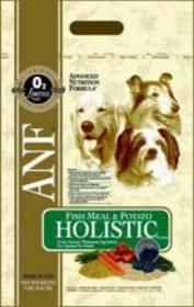 Granule ANF ADULT HOLISTIC Fish&Potato 15 kg, dospělý pes