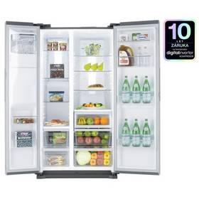 Kombinácia chladničky s mrazničkou Samsung RS7567THCSP Inoxlook