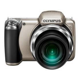 Digitálny fotoaparát Olympus SP-810UZ strieborný