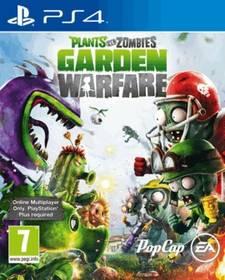 Hra EA PlayStation 4 Plants vs. Zombies: Garden Warfare (EAP4623010)