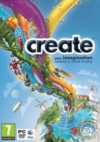 Hra EA PC Create (EAPC01151)