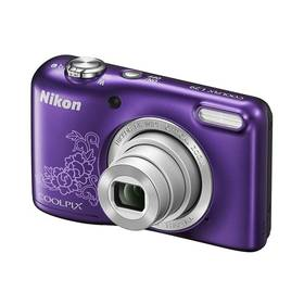 Nikon Coolpix L29 fialový