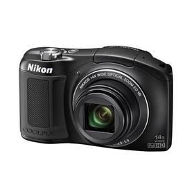 Nikon Coolpix L620 černý