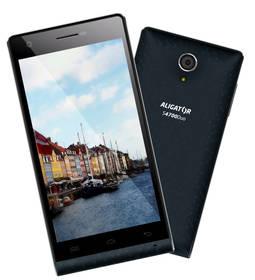 Mobilný telefón Aligator S4700 Dual Sim (AS4700B) čierny