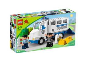 Stavebnice LEGO DUPLO Policejní dodávka 5680