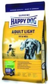 Granule HAPPY DOG ADULT Light 12,5 kg, Dospělý pes