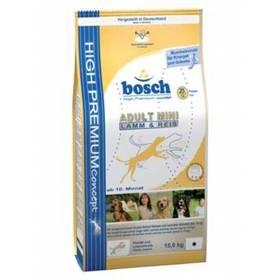 Granule Bosch Adult Mini jehněčí 15 kg , pro dospělé psy