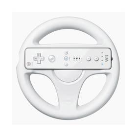 Volant Nintendo Wheel NIWP305 bílá barva