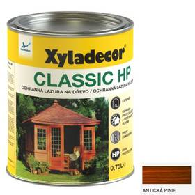 Lazúra na drevo Xyladecor Classic HP antická pinie