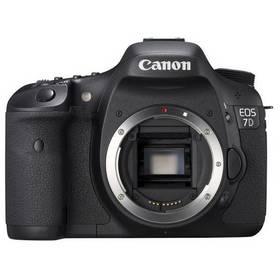 Digitálny fotoaparát Canon EOS 7D + EF 70-300 L IS USM (3814B072AA) čierny