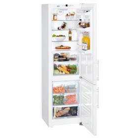 Kombinácia chladničky s mrazničkou Liebherr CBN 3733 biela