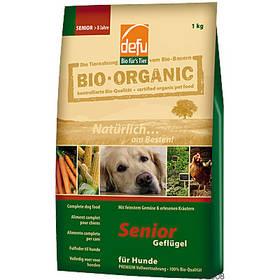 Granule HAPPY DOG DEFU Dog-Senior BIO 4 kg, Dospělý pes
