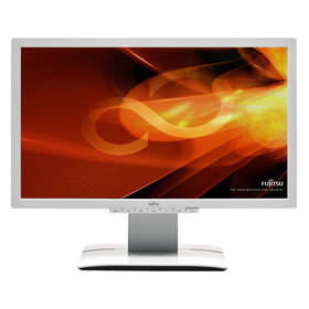 LCD monitor Fujitsu P27T-6 S26361-K1372-V140 stříbrná barva  + Čistící sada za zvýhodněnou cenu