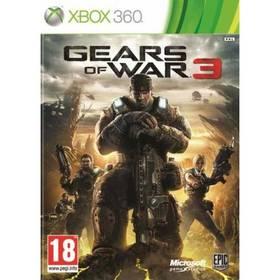 Hra Microsoft Xbox 360 Gears of War 3 (D9D-00019)