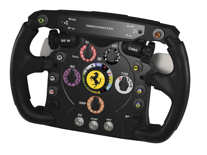 thrustmaster volant formule1 ferrari 2011 pro t500 aukro archiv. Black Bedroom Furniture Sets. Home Design Ideas