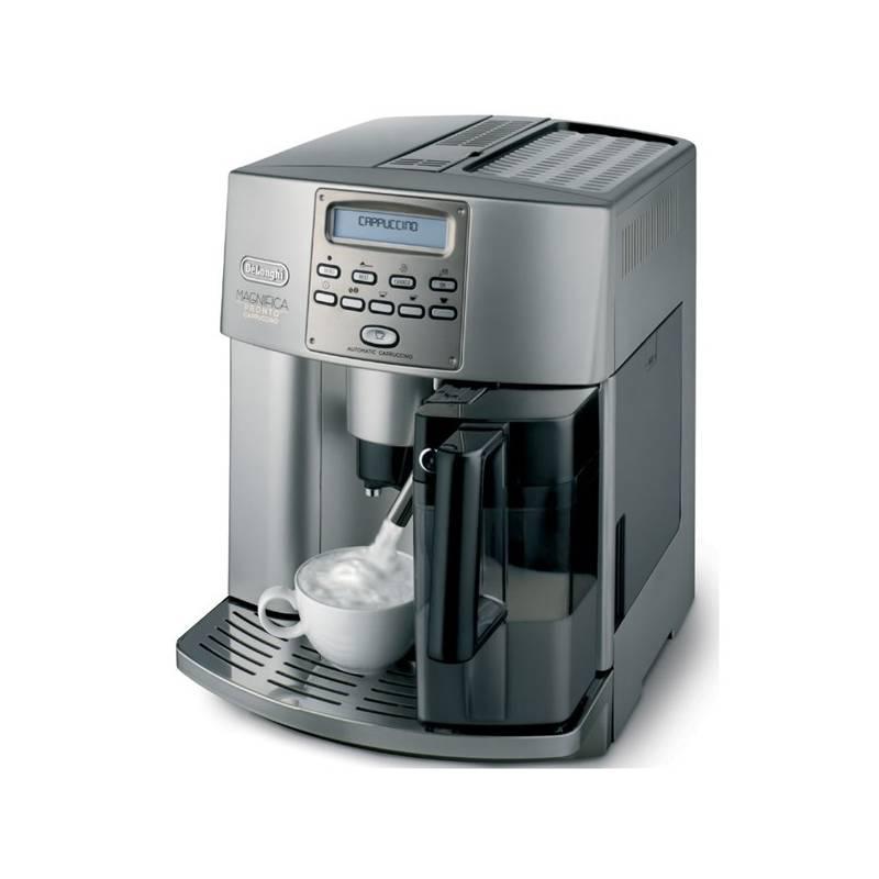 espresso delonghi magnifica esam3500 srebrne. Black Bedroom Furniture Sets. Home Design Ideas