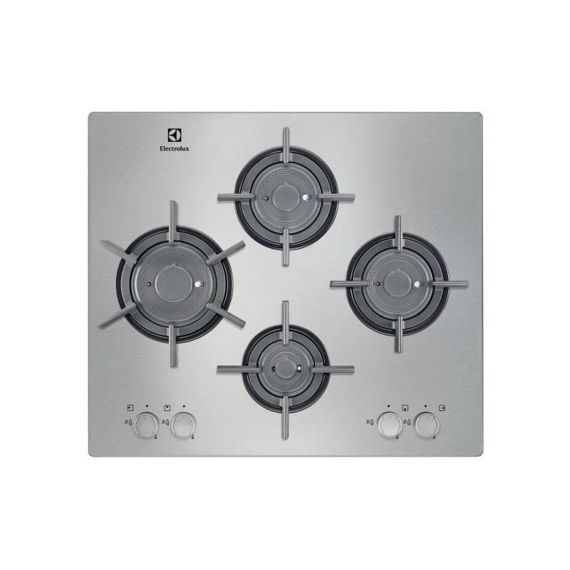 Płyta gazowa Electrolux EGU6647LOX INOX Stal  EUKASA pl -> Plyta Gazowa Do Zabudowy Electrolux Opinie