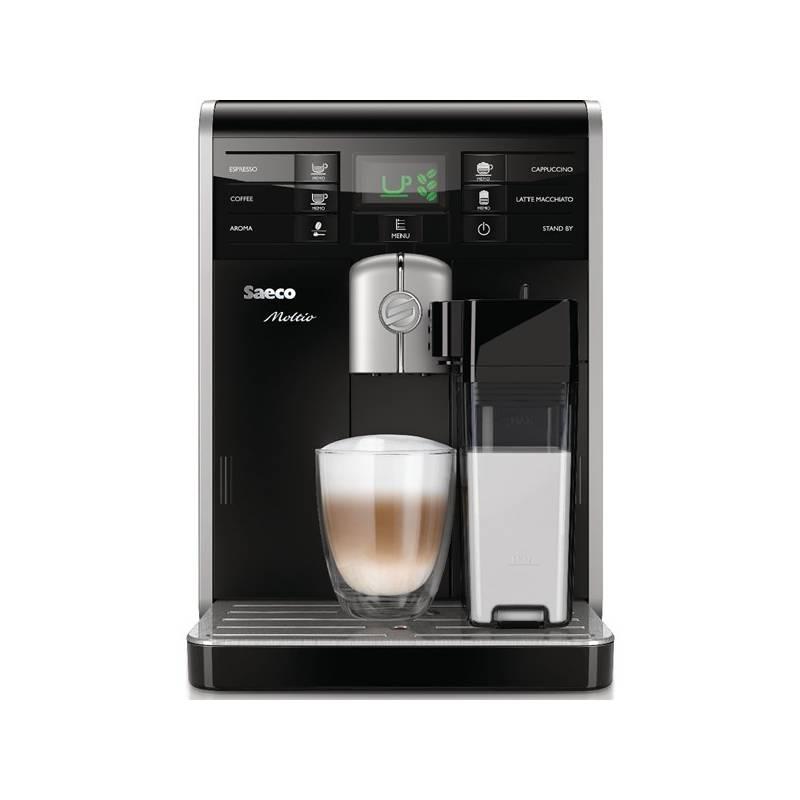 Espresso Saeco Moltio HD8769/09 čierne + Doprava zadarmo