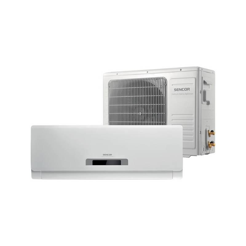Klimatizácia Sencor SAC 0911CH-IN + OUT