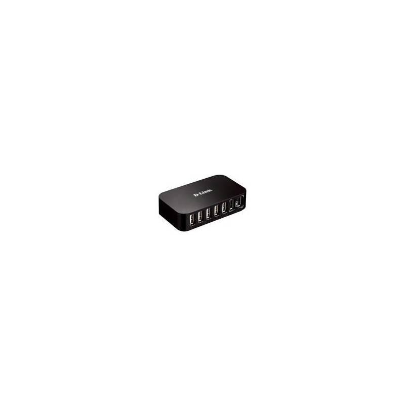 USB Hub D-Link 7-Port Hi-speed (DUB-H7/E)