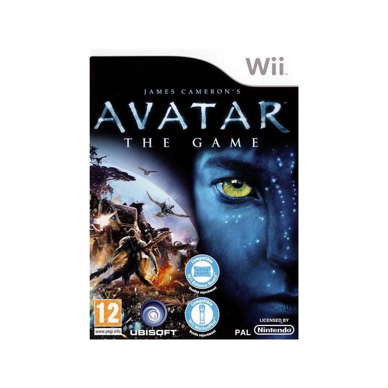 Hra Ubisoft Wii James Cameron's Avatar Nintendo Selects