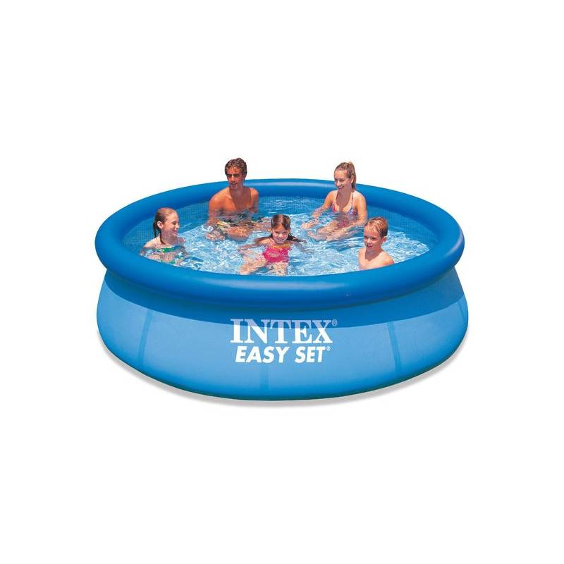 Baz n intex tampa 3 05 x 0 76 m bez filtrace for Piscine 3 05 x 0 76