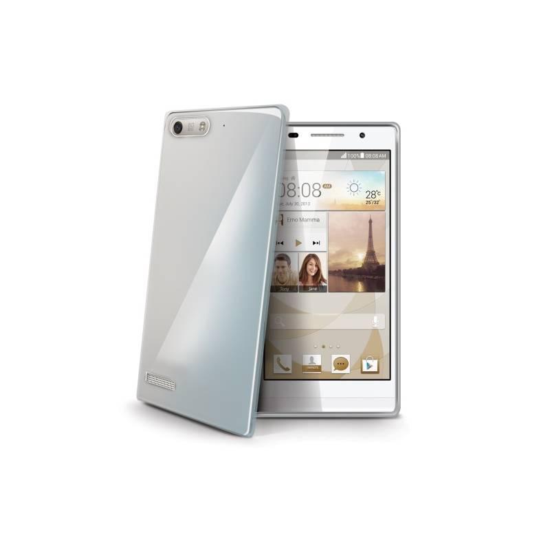 Kryt na mobil Celly Gelskin pro Huawei Ascend G6 (GELSKIN430) priehľadný