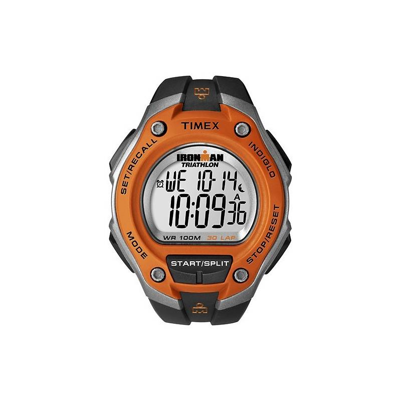Ironman Triathlon 8 Lap Watch Instructions