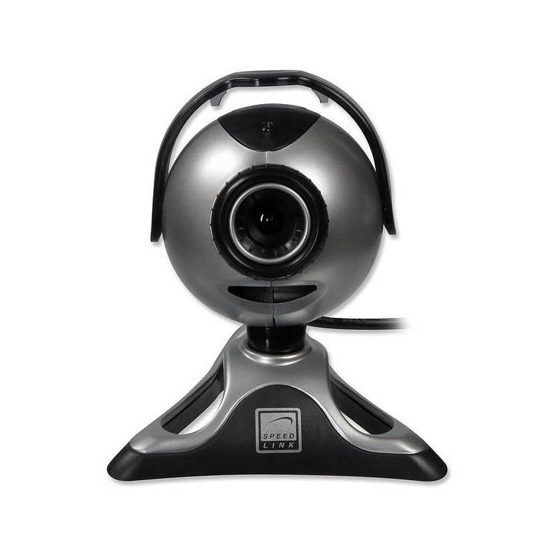 Webkamera Speed Link SL-6831 Cyclon Webcam (SL-6831-SBK) | HEJ.sk