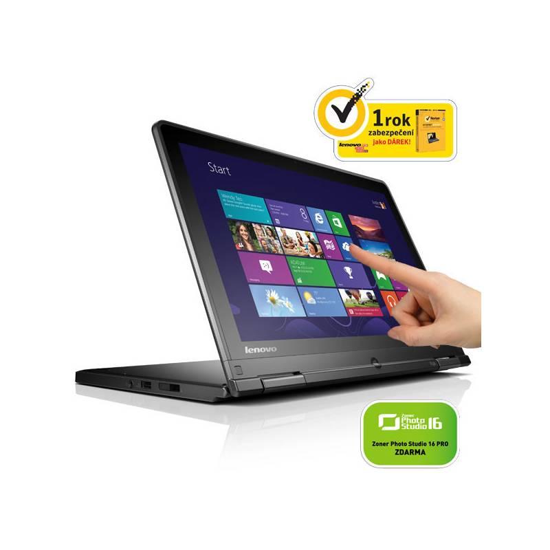 Notebook Lenovo Thinkpad Yoga Touch 20cd0038mc čierny