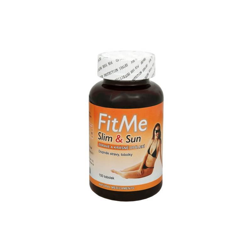 FitMe Slim & Sun 100 tob.