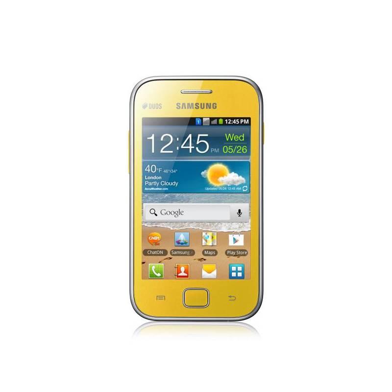 Mobilný telefón samsung galaxy ace duos (s6802) (gt-s6802zyaetl