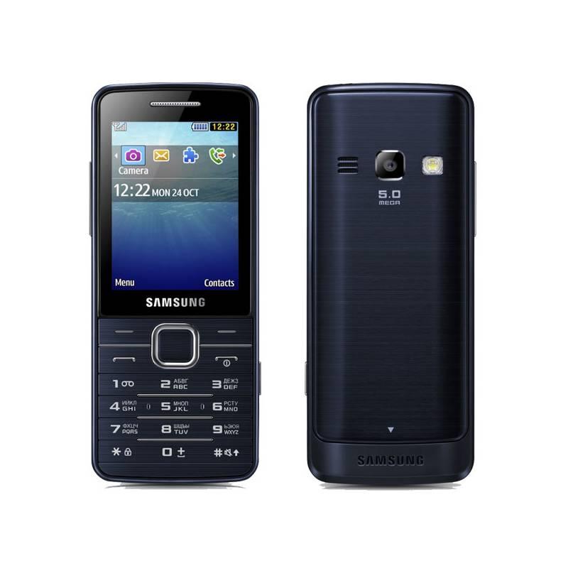 Mobilný telefón samsung s5611 (gt-s5611zkaetl) čierny
