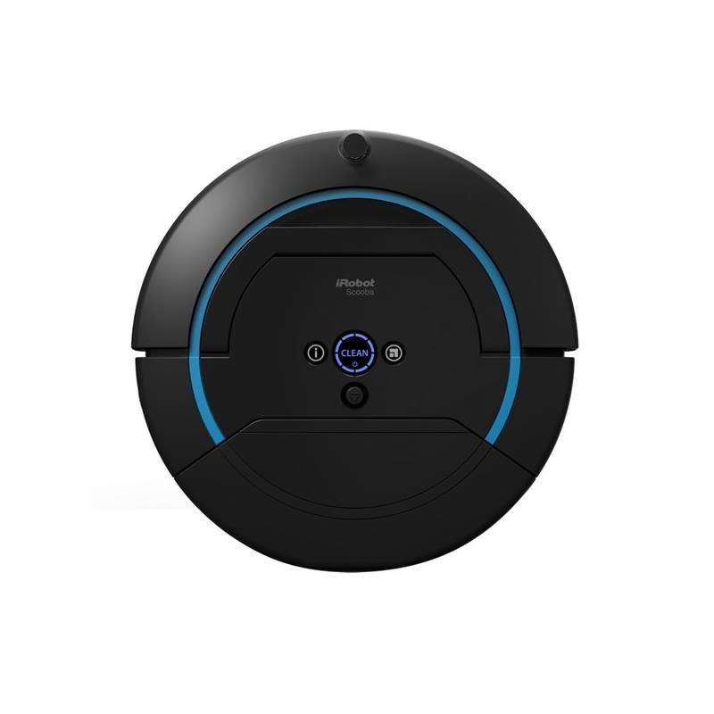 robotick mop irobot scooba scooba 450 ierny modr. Black Bedroom Furniture Sets. Home Design Ideas