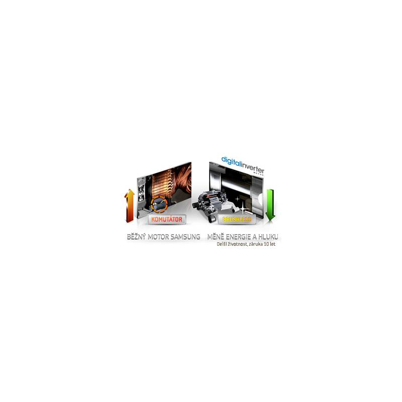 automatick pr ka samsung wf1124xac strieborn biela. Black Bedroom Furniture Sets. Home Design Ideas