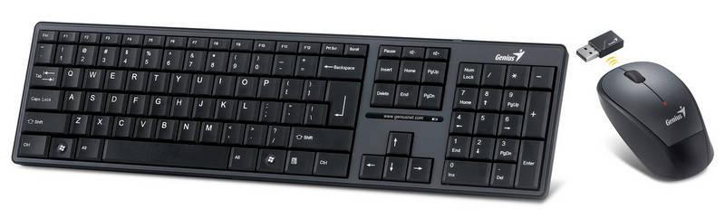 Набор клавиатура мышь 3
