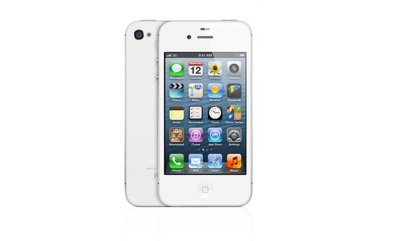 Телефон айфон 4s фото