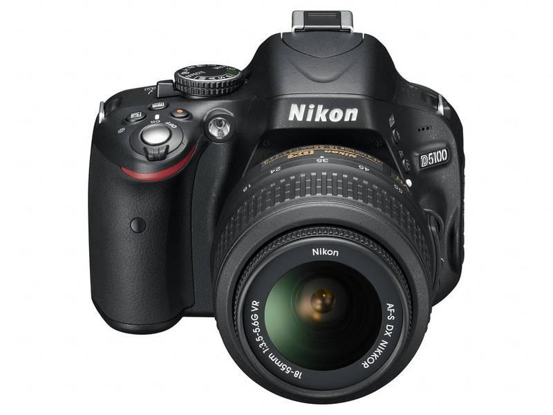 Фотоаппарат nikon d5100 5