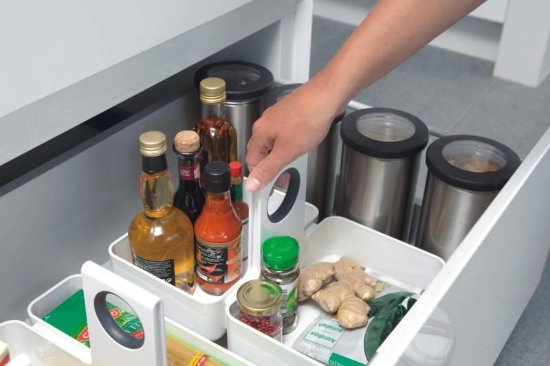 Keuken Lade Organizer : Kuchynsk? organiz?r Brabantia M EUKASA.pl
