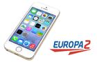 Vyhraj iPhone v súťaži na rádiu Europa 2