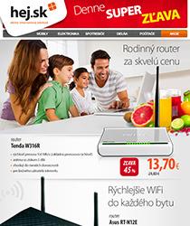 Byť stále online, je IN! S týmito routermi to nebude problém. Znížili sme ich ceny až o 57 %