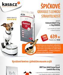 Slevy až 57 % a skvělé dárky k vybranému krmivu pro psy a kočky!