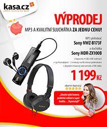 Výprodejové ceny elektroniky! Slevy až 44 % a odběr ZDARMA na 70 místech ČR