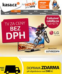 Jedinečná akce! Vybrané Full HD Tv od LG za ceny bez DPH pouze do 1. 7.