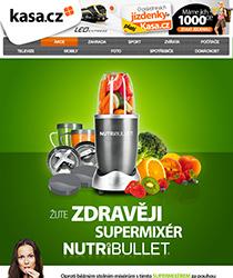 Exkluzivně na Kasa.cz! Supermixér NutriBullet, který dostane z ovoce maximum